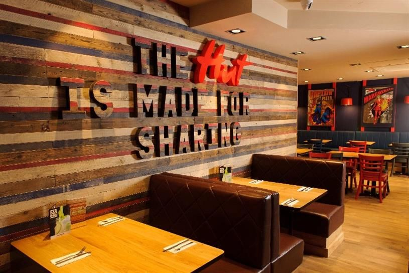 Pizza Hut Eyes Slice Of Nando S Generation With Cocktail Bars