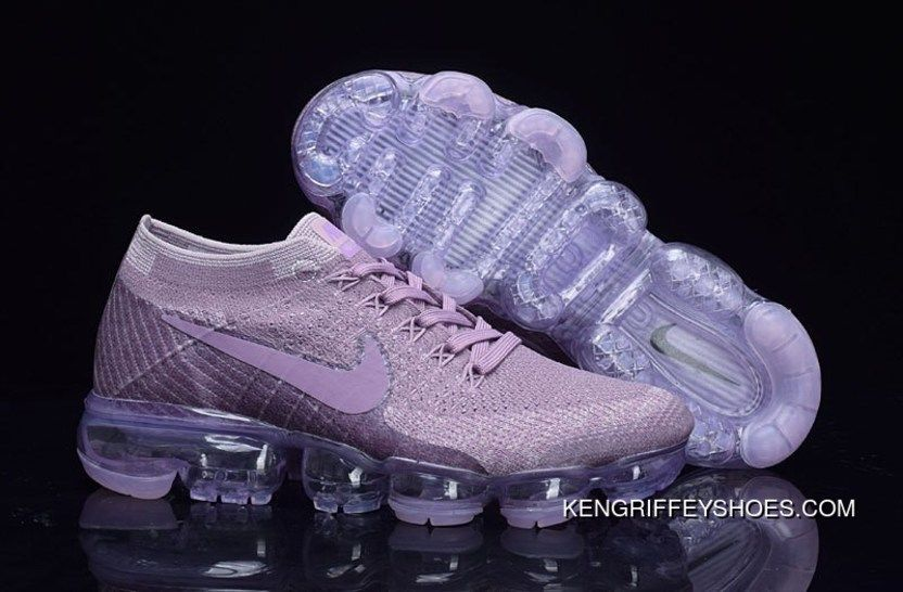 585a9e92914f Cheap WNMS Nike Air VaporMax Flyknit Violet Dust Purple Fog Super ...