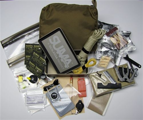 Patriot™ Professional 10-in-1 Survival Everyday Carry Kit