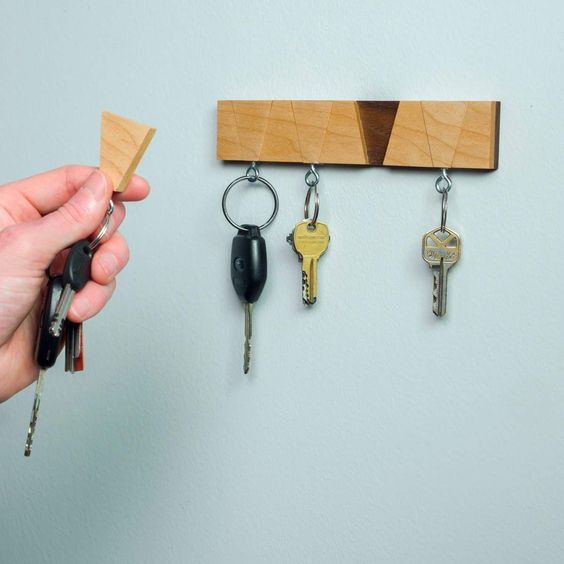 Saturday morning workshop: contemporary keychain …