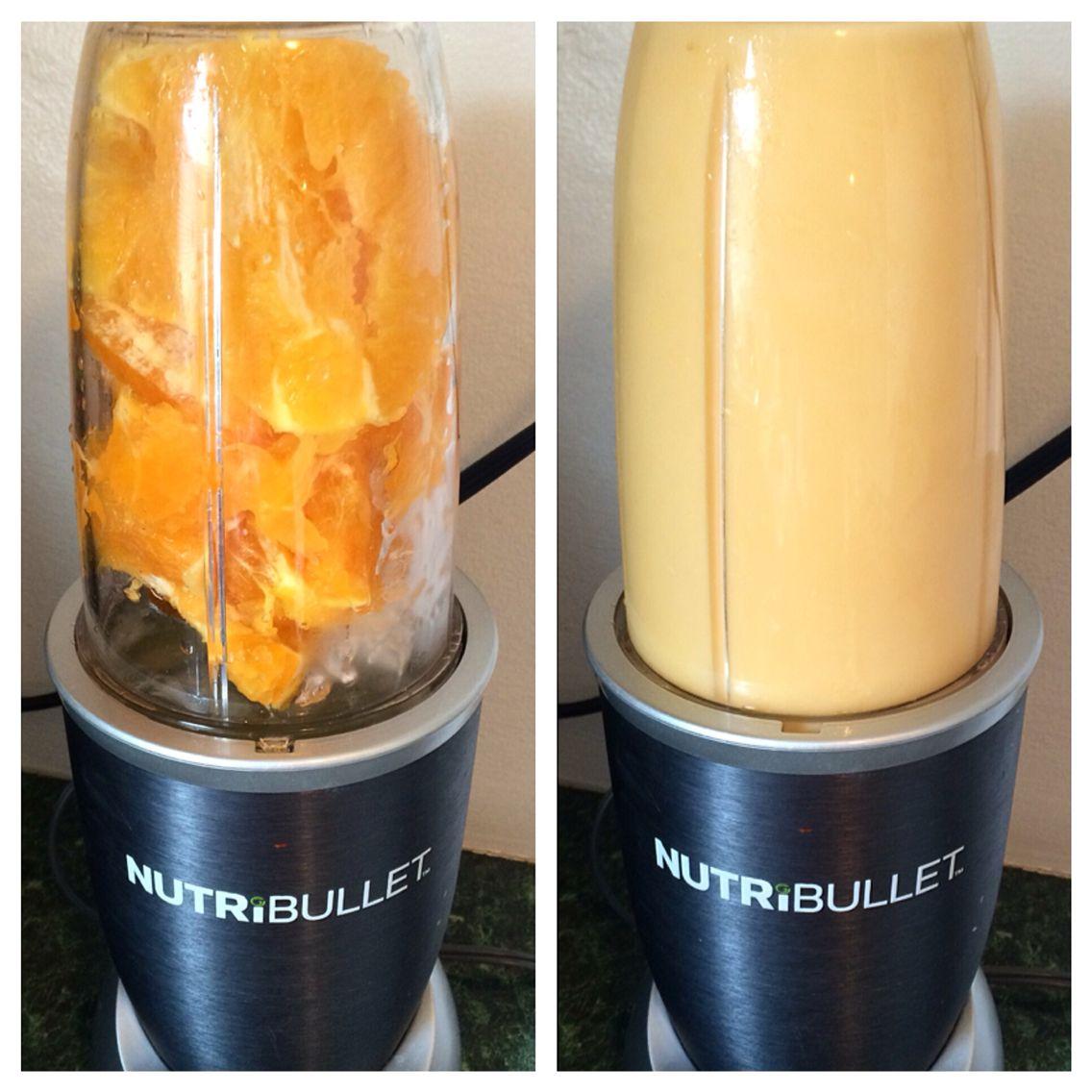 Fresh orange juice! Just blend & strain! | Health | Kitchen