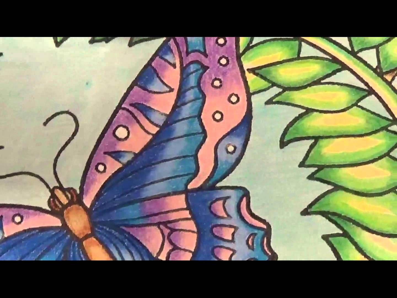 Coloriage Adulte Tuto.Tuto Creer Des Degrades Aux Crayons De Couleur Tutoriel Astuce