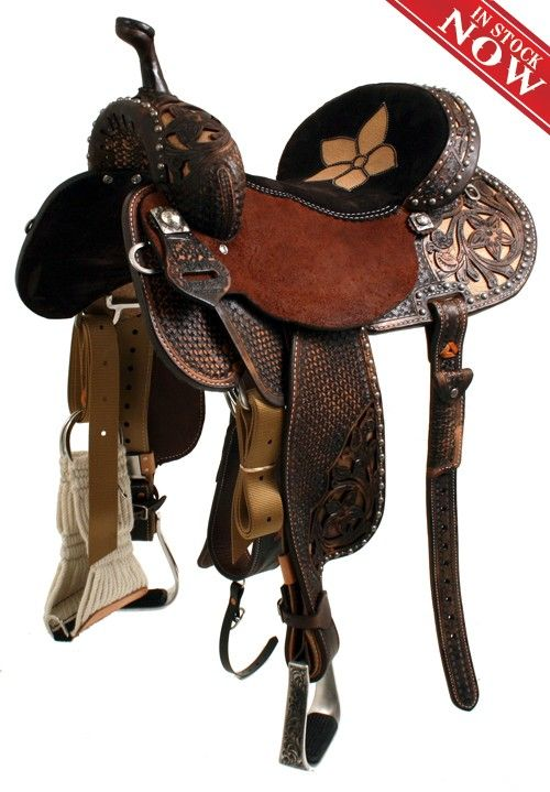 In LOVE with this barrel saddle!   Barrel racing   Pinterest ...