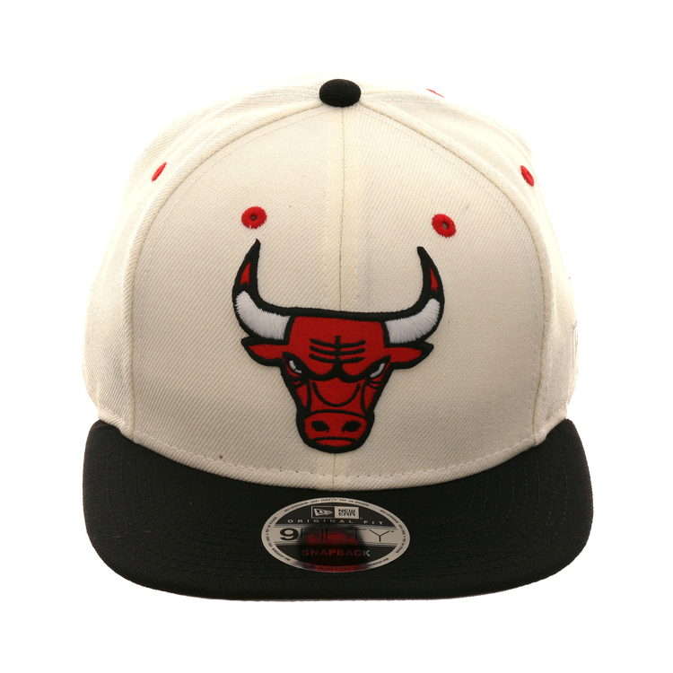 Exclusive New Era 9Fifty Chicago Bulls Snapback Hat - 2T White ... aefc3bc30232