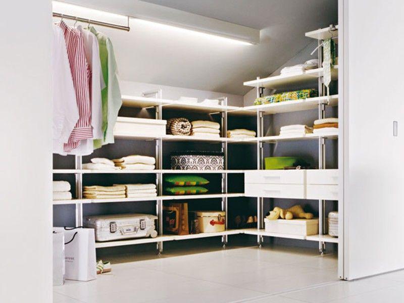 mehr ordnung 18 clevere ideen f r den kleiderschrank life hacks pinterest kleiderschrank. Black Bedroom Furniture Sets. Home Design Ideas
