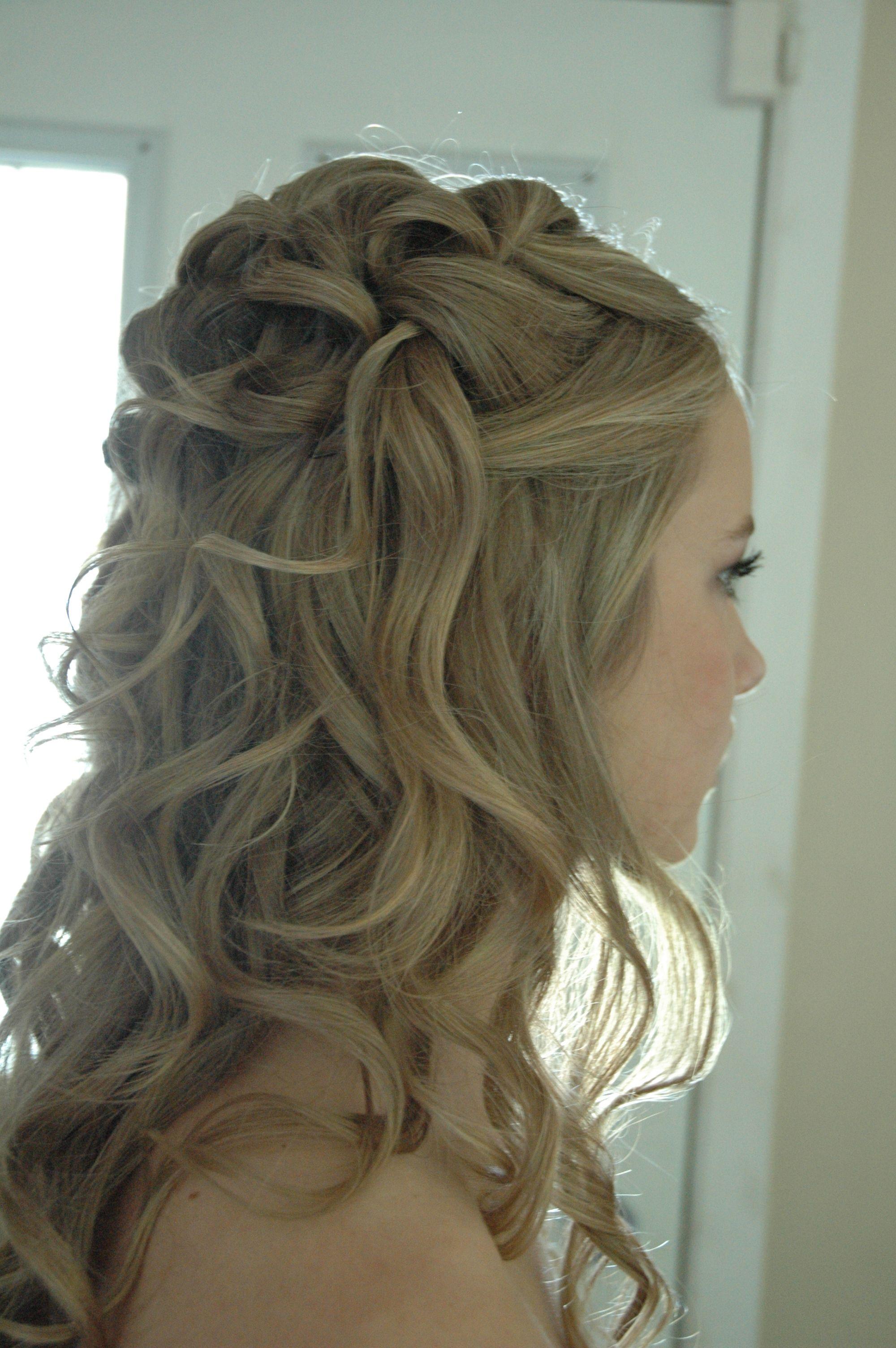 Grad hair me NicoleRuthStyle