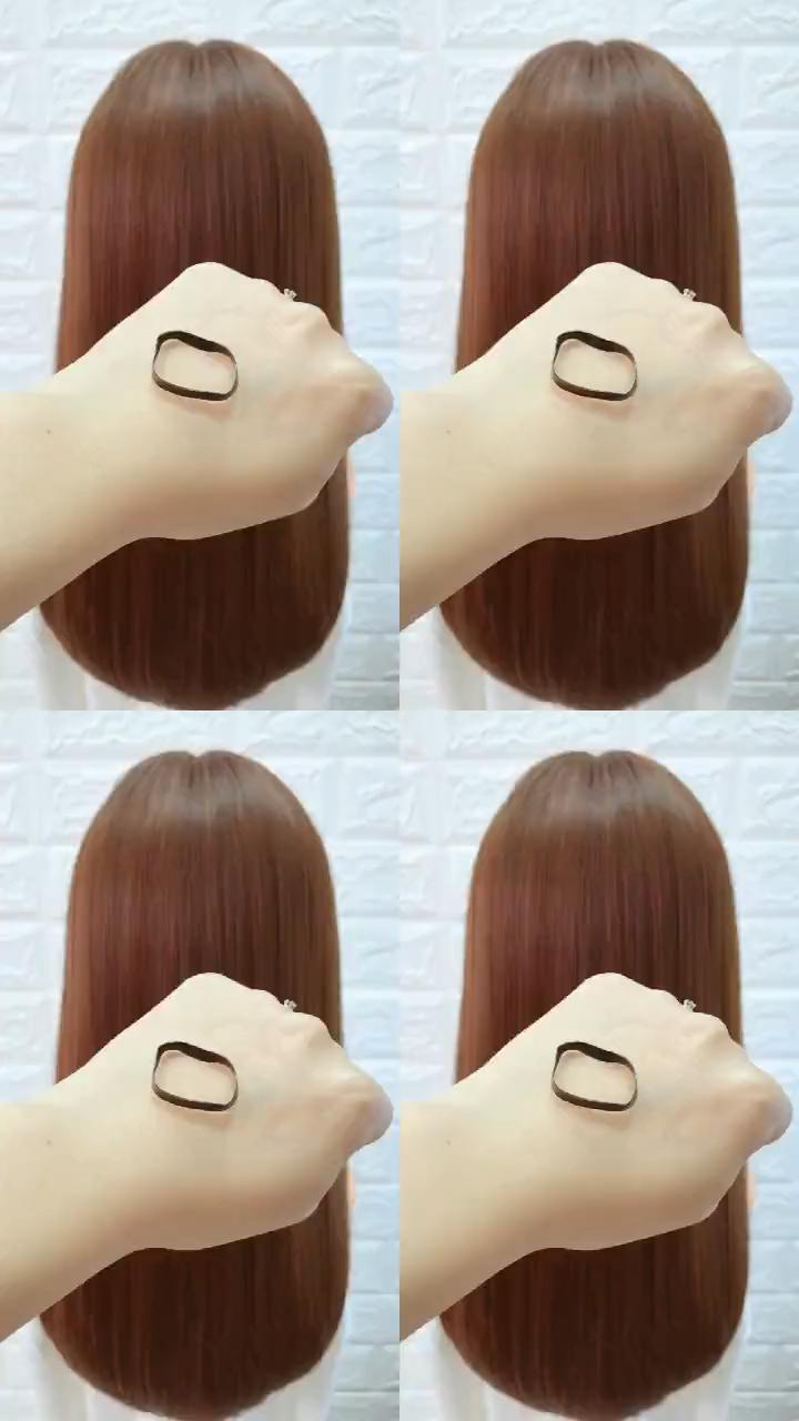 18 hairstyles DIY videos ideas