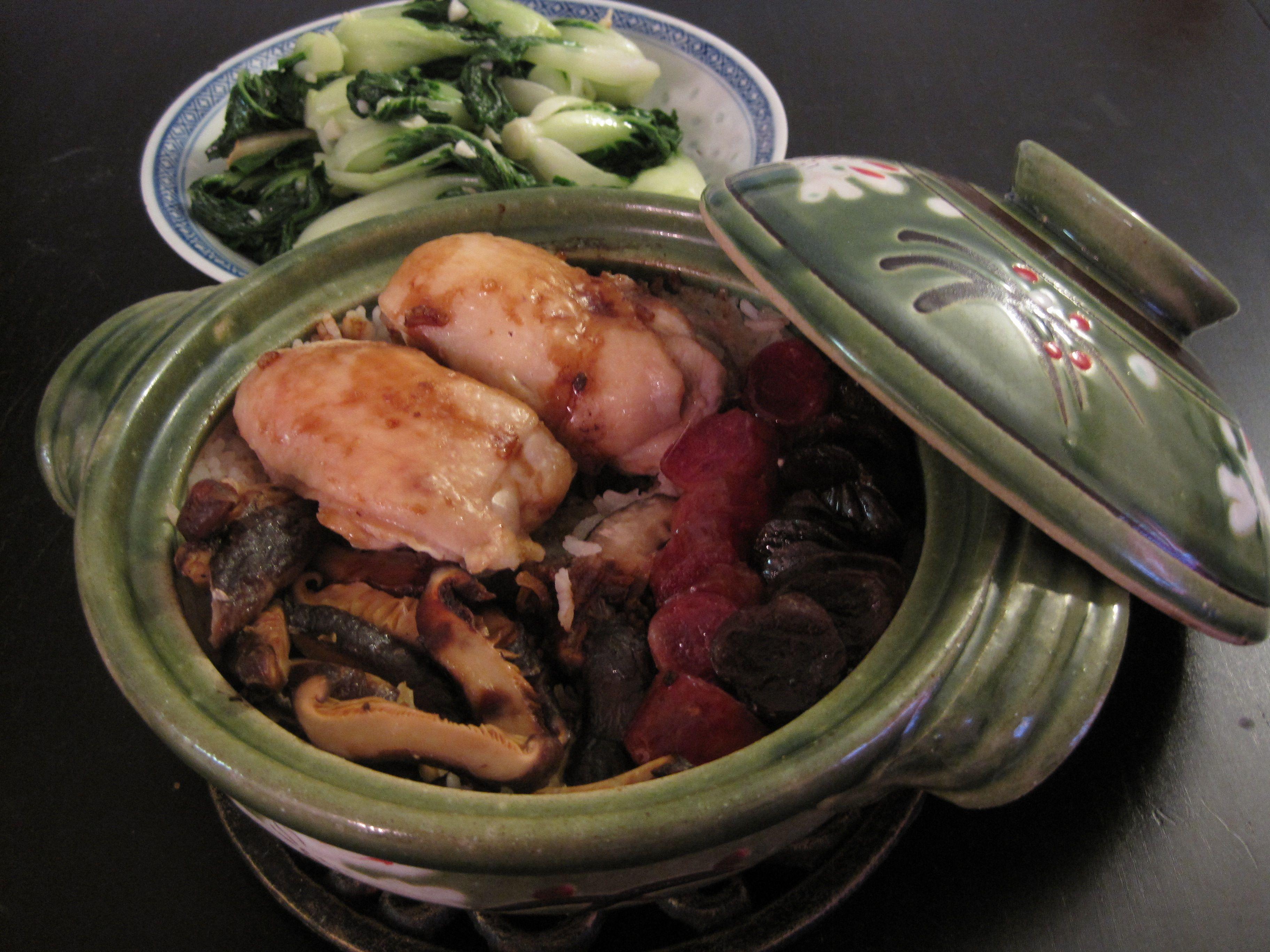 Claypot Rice Claypot Recipes Cooking Cooking Recipes