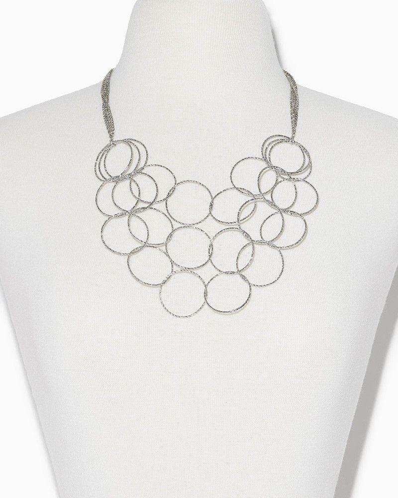 charming charlie Jingle Jangle Necklace Set UPC 410007183192