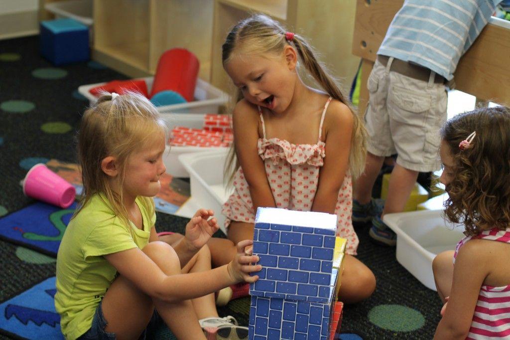 Little Builders Preschool Blog Creative