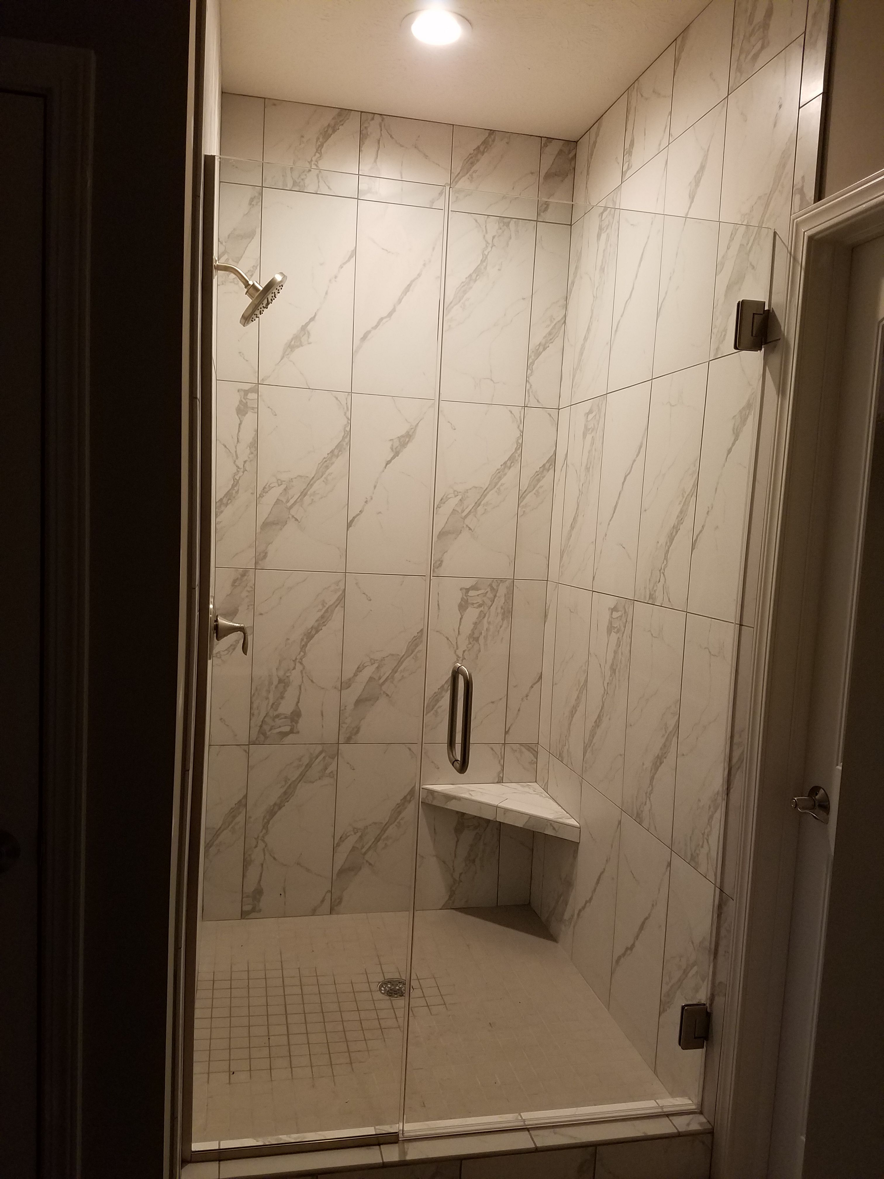 Pin by Quality Glass & Mirror on Shower Enclosures | Pinterest ...
