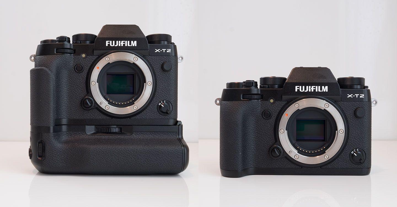 Fujifilm X T2 Bluetooth - Camera