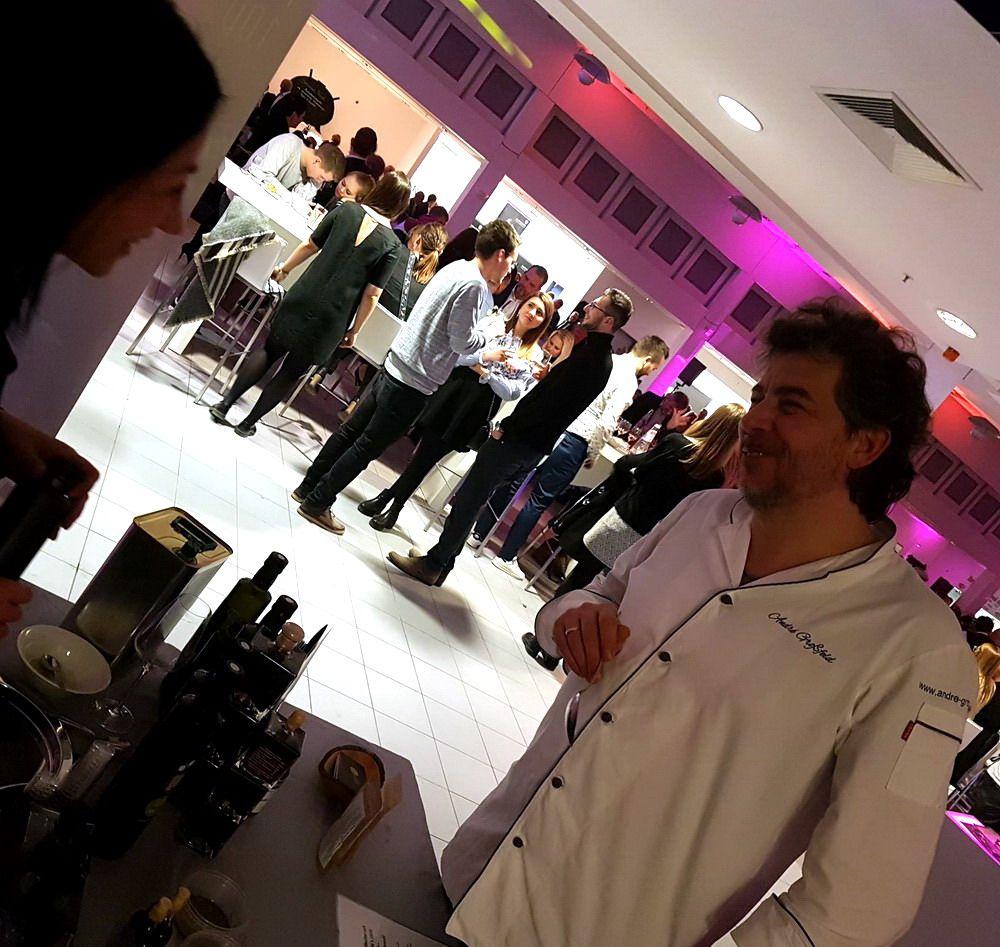 Mit meinem lieben Kunden André Großfeld (Restaurant Villa