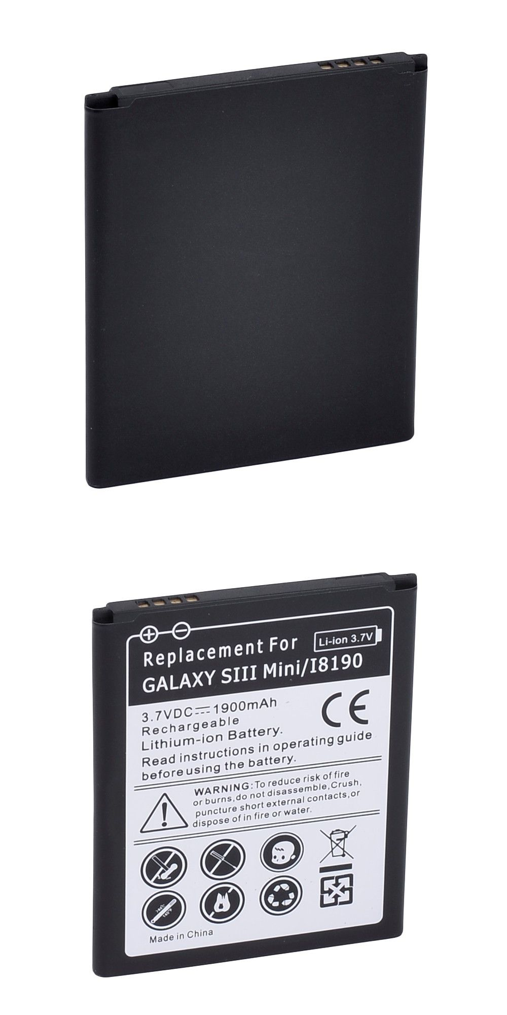 3 7VDC 1900mAh for Samsung Galaxy S3 mini battery mobile phone Batteries for samsung galaxy SIII