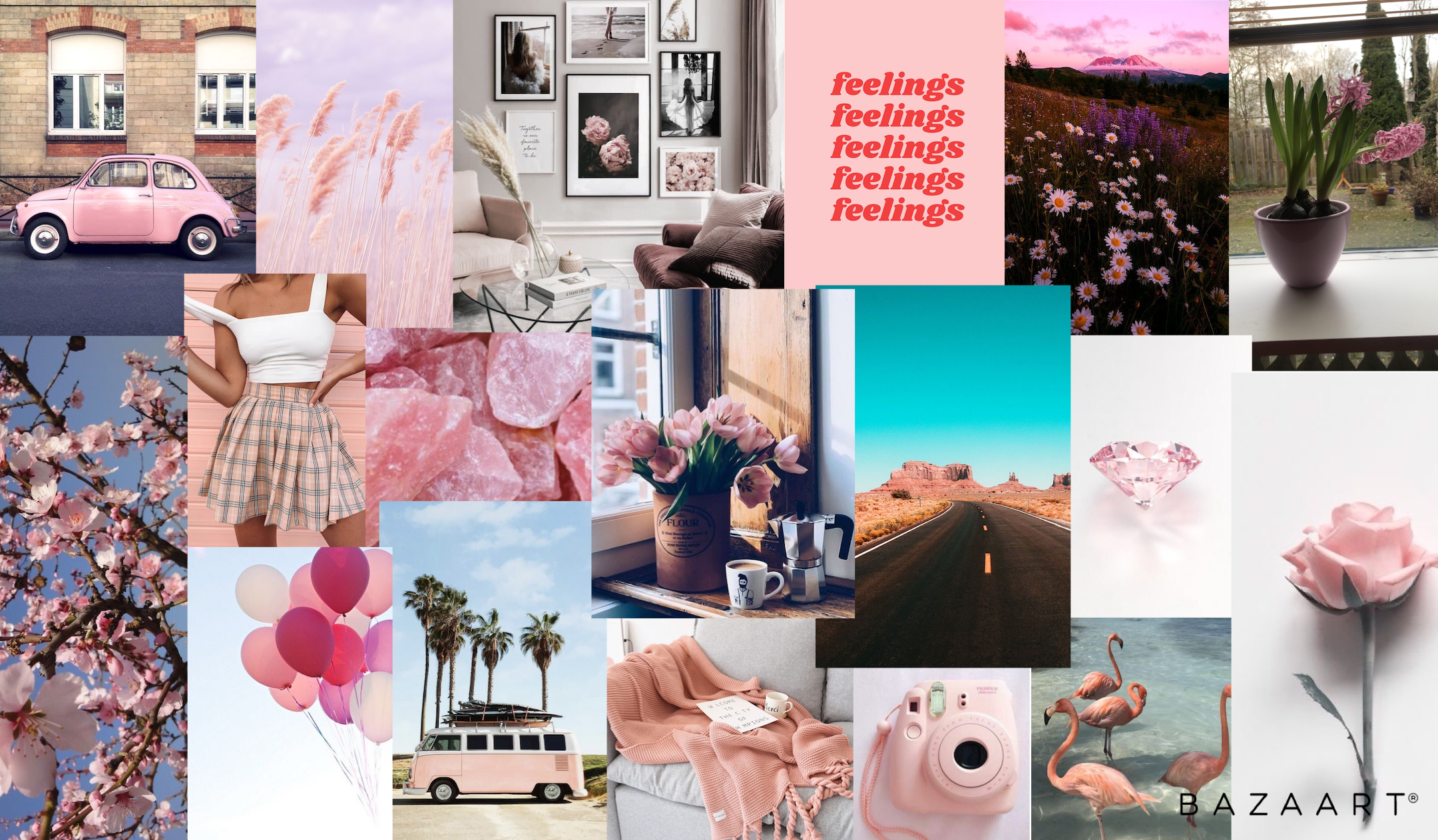 Macbook Wallpaper Aesthetic Collage