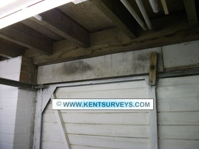 An Encapsualted Asbestos Insulating Board Aib Panel In A Health Centre Roof Void Lordshill Southampton Uk Luxury Design Asbestos Design