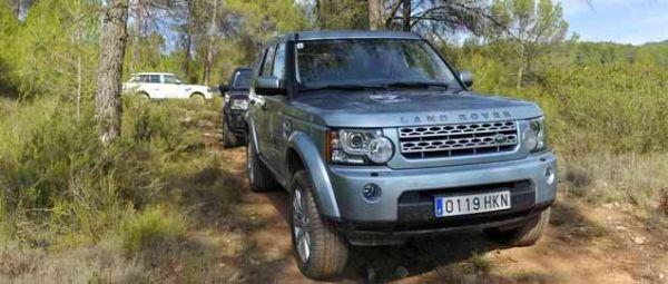 IV Land Rover Discovery Challenge La competición toma un carácter más solidario y las ONG que participen pueden llevarse como premio un Discovery 4.