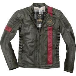 Helstons Alpha Motorrad Lederjacke Schwarz M HelstonsHelstons #leatherjacketoutfit