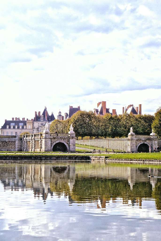 fontainebleau day trip from paris france