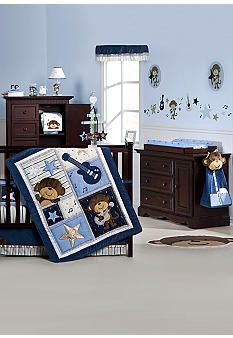 Monkey Rockstar Nursery Set And Ideas For Using Decals Monkey