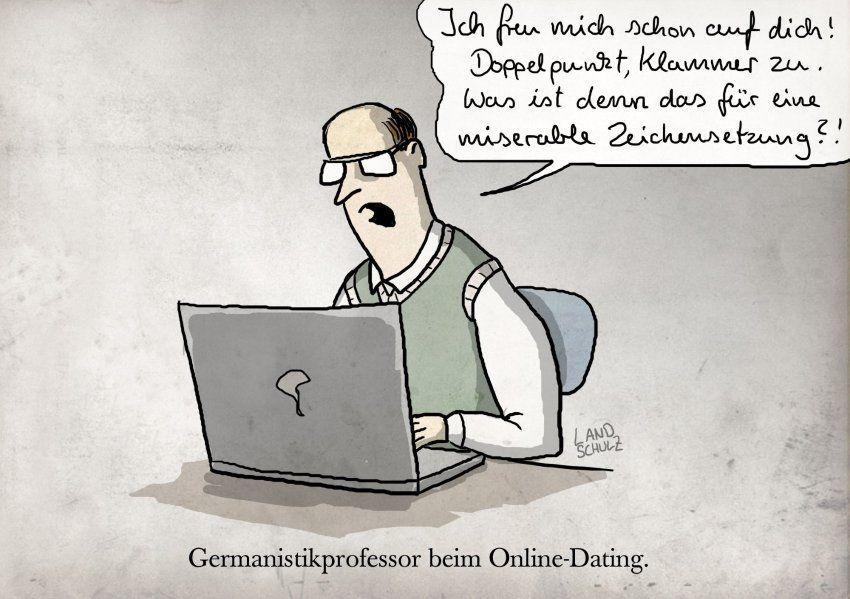 Lustige erste nachrichten online-dating