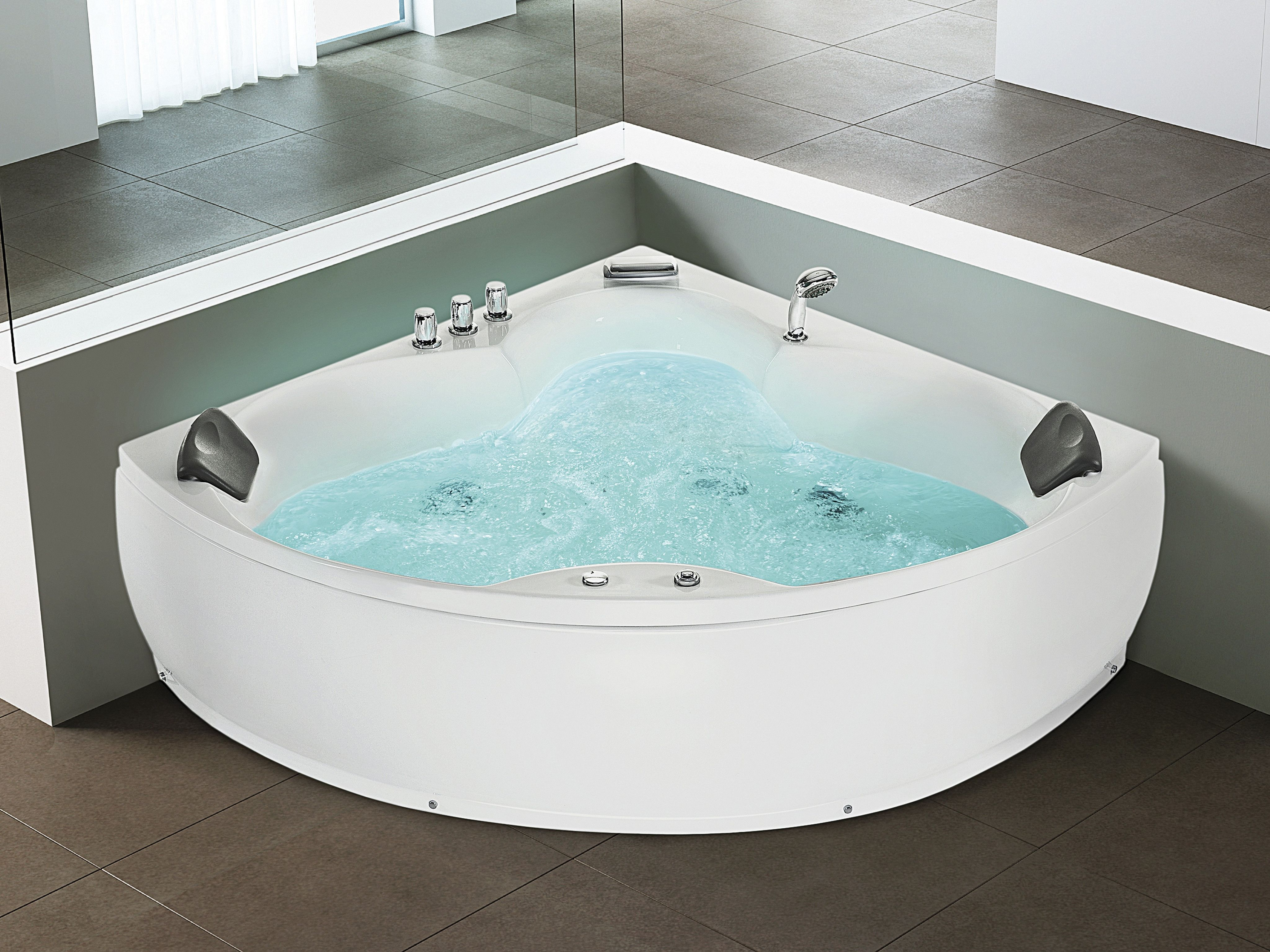 Baignoire Balneo Leroy Merlin Baignoire Balneo Leroy Merlin Baignoire Ilot Une Baignoire Ilot Pour Une Salle De Bains Corner Bathtub Jacuzzi Bathroom Bathtub