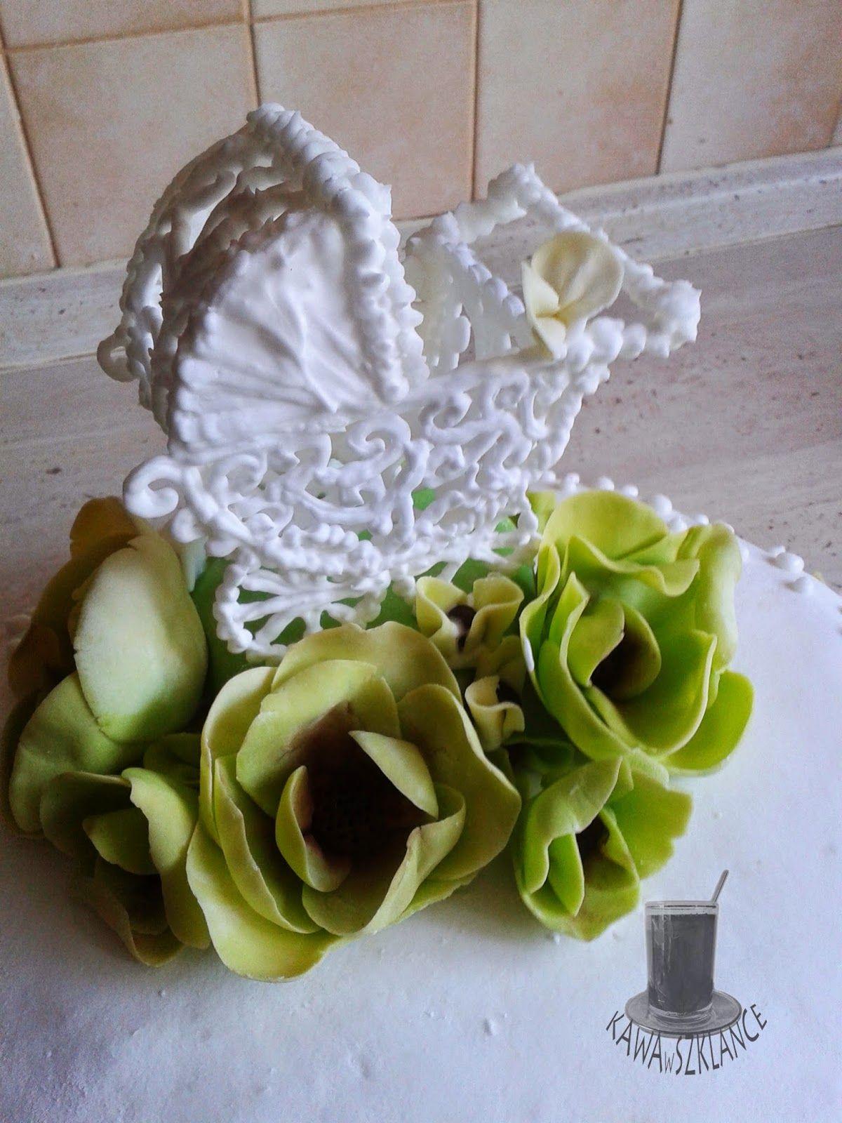 O Moich Pasjach Kulinarnych Dnia Biezacego I Porywach Dnia Nastepnego Kolyska Wozek Z Lukru Krolewskiego Instrukcja Wykonania Royal Icing Food Vegetables