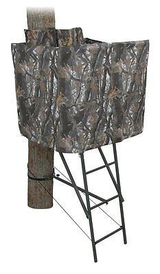 Ameristep Tree Stand Skirt New Burlap Hunting Blind Deer Season Hiding Game Hunt Hunting Blinds Hunting Tree Stand Accessories