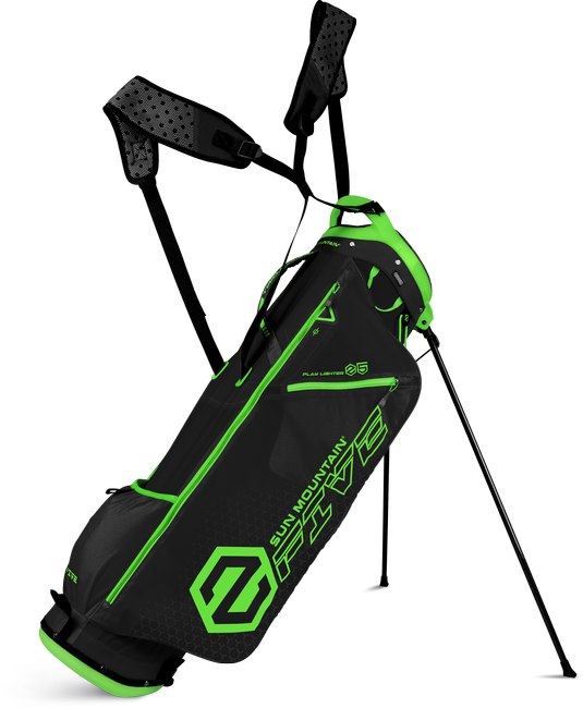 Sun Mountain 2 Five Stand Bag Is The Lightest Full Featured