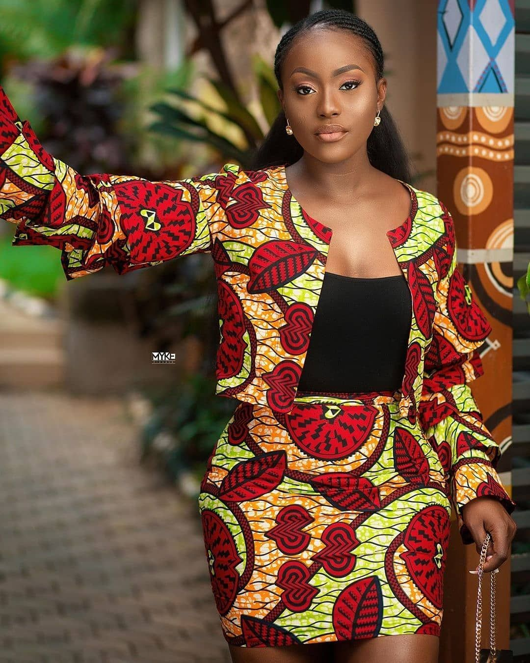 2019 Latest And Classy Ankara Styles For African Ladies To Check
