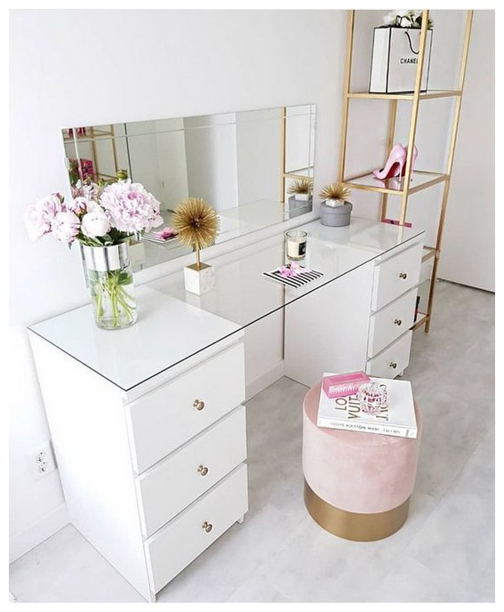 89 Makeup Room Inspiration I Love This Vanity In My Makeup Room Page 00024 Pointsave Net Dressing Table Design Stylish Bedroom Room Inspiration
