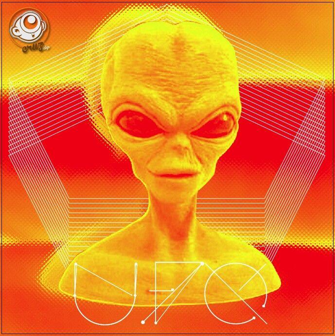 Ufo cruz design
