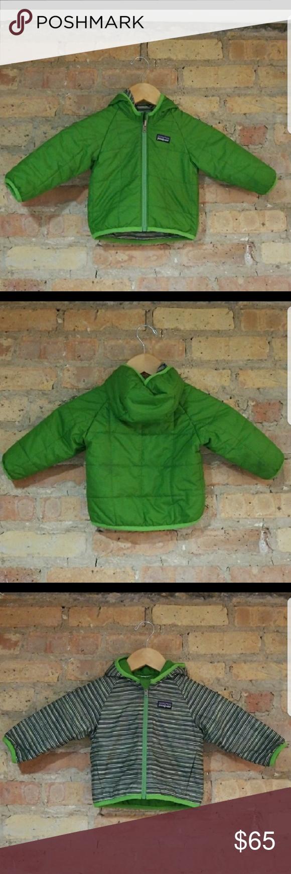 fdc66bf35 Patagonia Baby Reversible Puff-Ball Jacket