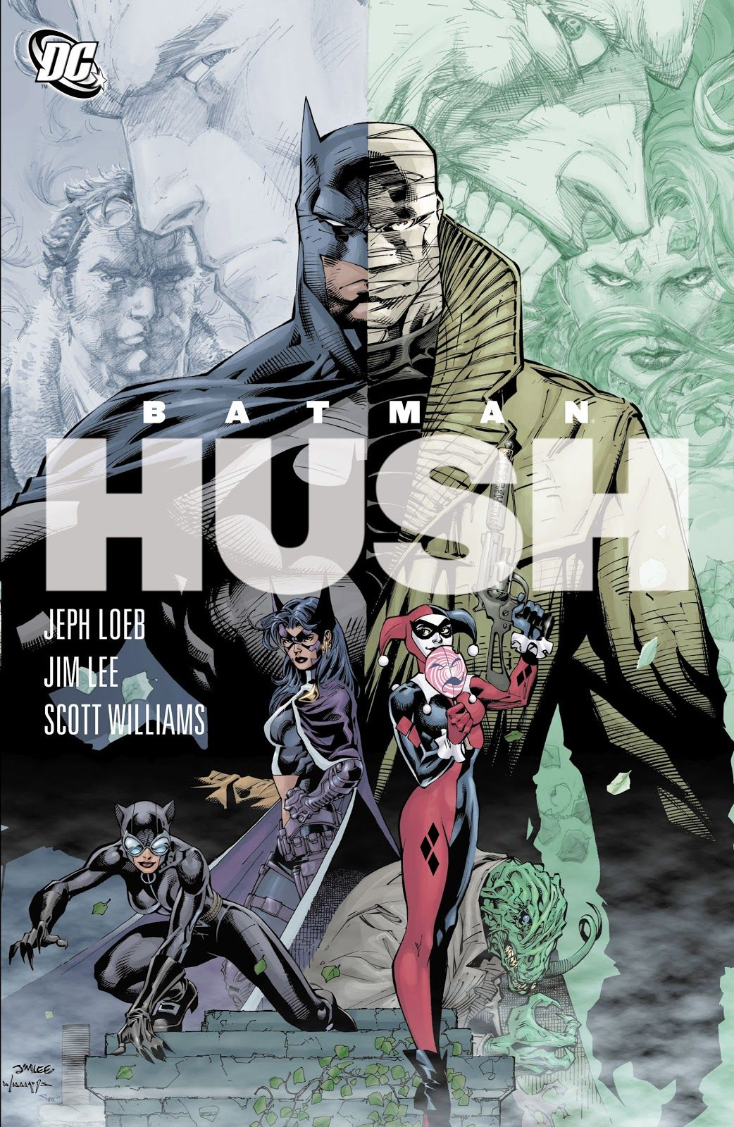 batman the complete hush full read batman the complete hush full