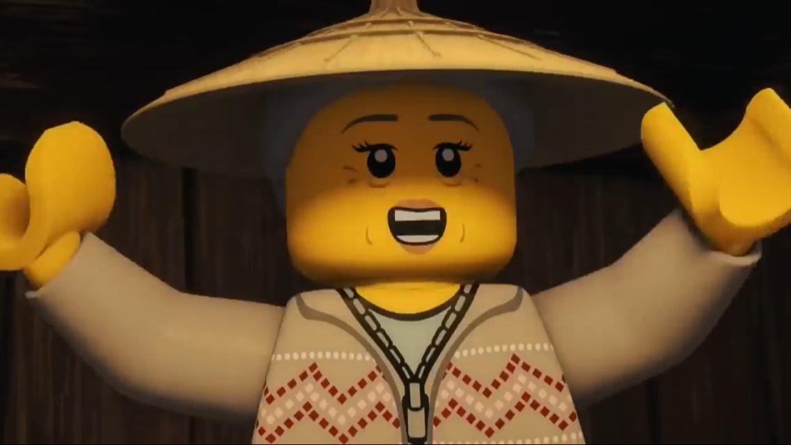 Mistake is an Oni Ninjago, Lego ninjago, Oni