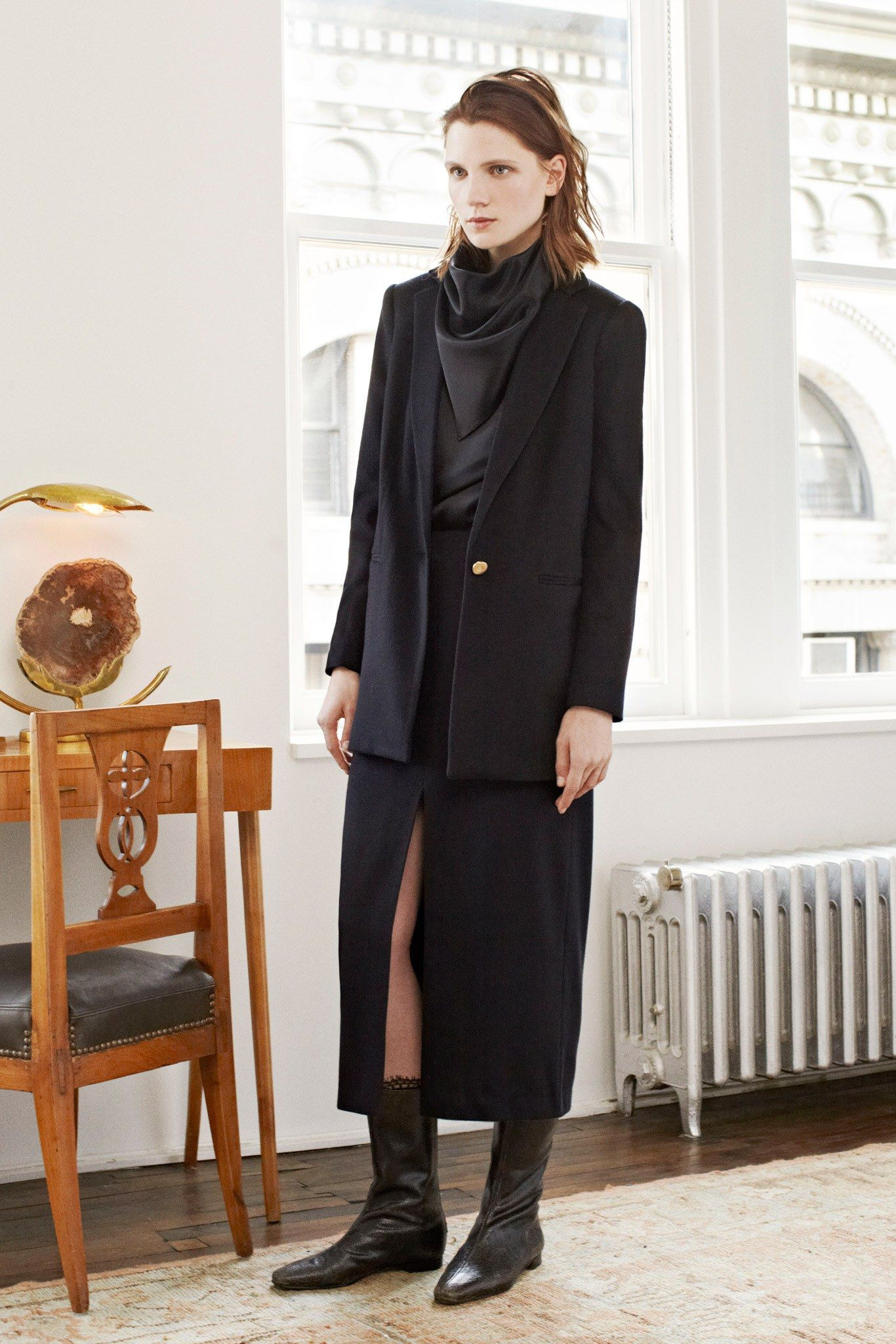 Adam Lippes Fall 2014 Ready-to-Wear Fashion Show