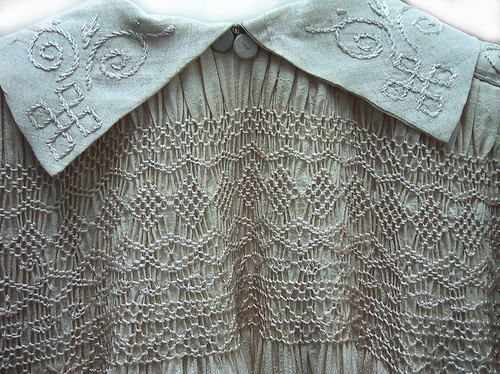 """omgthatdress: """" 1890s dress detail via The Costume Institute of The Metropolitan Museum of Art """" more!"""