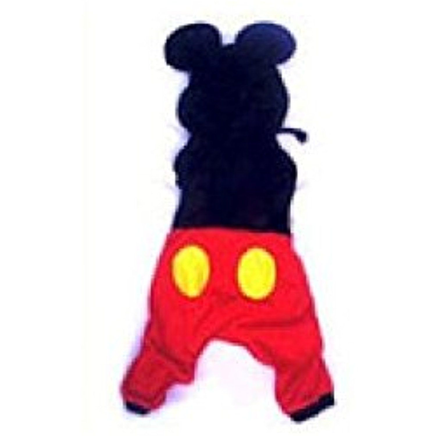 Dog costume boy mouse costumes dress your dogs as famous mickeysize
