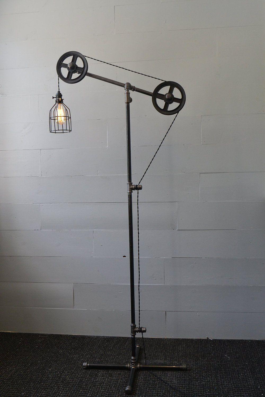 Industrial Floor Lamp Amazon Com Industrial Floor Lamps Steampunk Floor Lamp Diy Floor Lamp