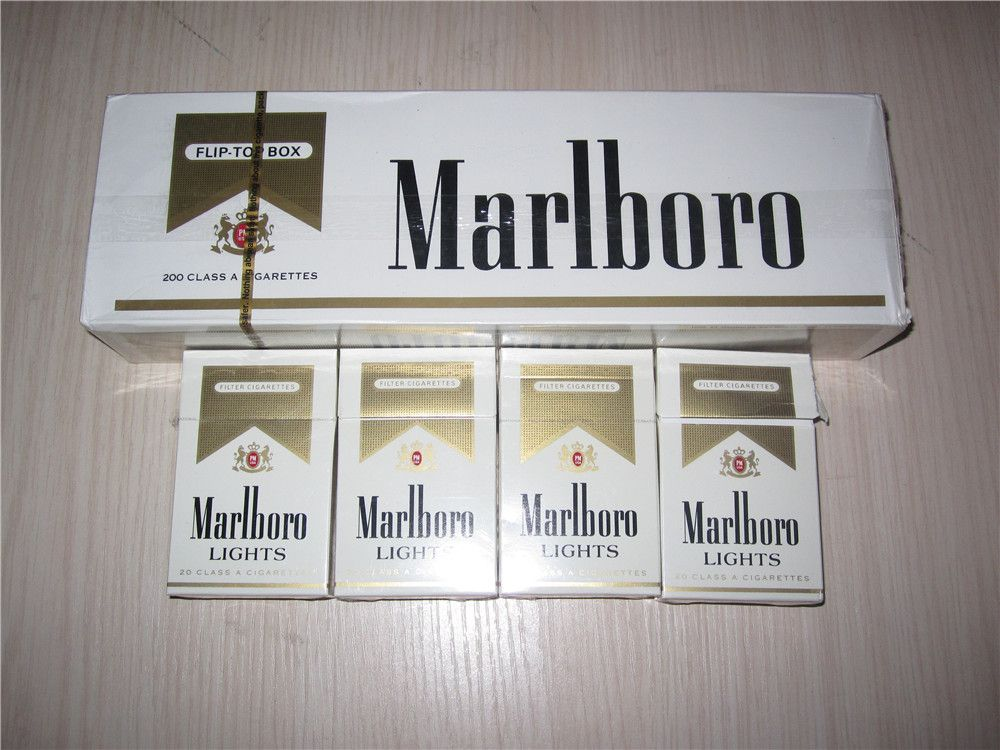 Marlboro price in Canada duty free