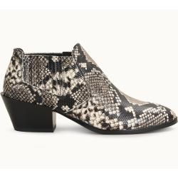 Tod & # 39; s - Leather Ankle Boots, White, Gray, Black, 39.5 - Shoes Tod & # 39; sTod ... #amp #ankle #Black #boots #Gray #leather #Shoes