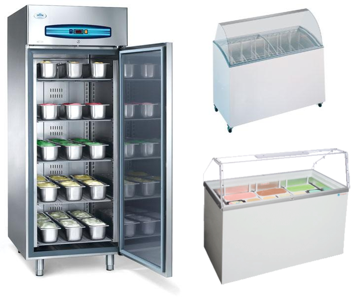 Whether You Need To Keep Ice Cream Or Gelato At Their Optimum