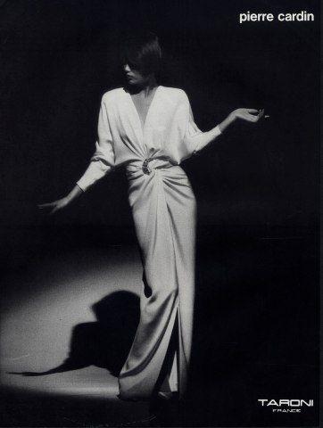 Pierre Cardin 1985 Pierre Cardin Fashion Photography Classic Photography