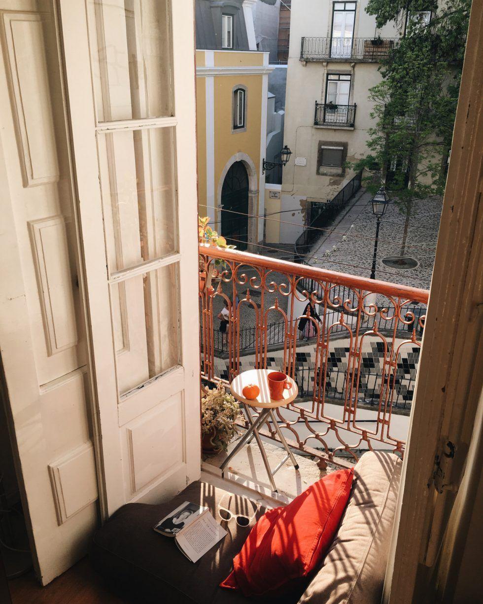 Need Apartment: The Only Balcony I Need