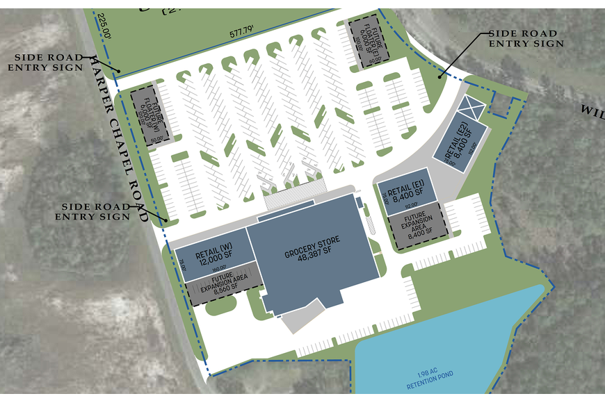 Publix might be anchor for new shopping center near