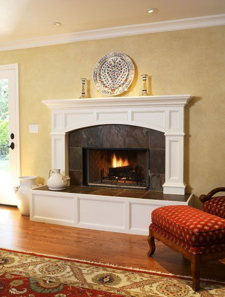 Home Remodeling By Ebcon Fireplace Living Room