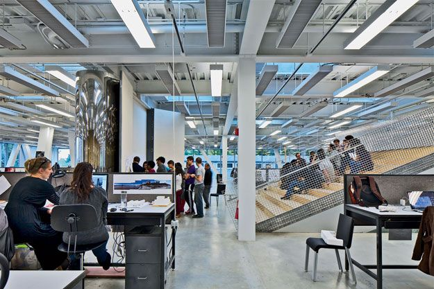 Good Architecture Interiors · Cornell University Photo Gallery
