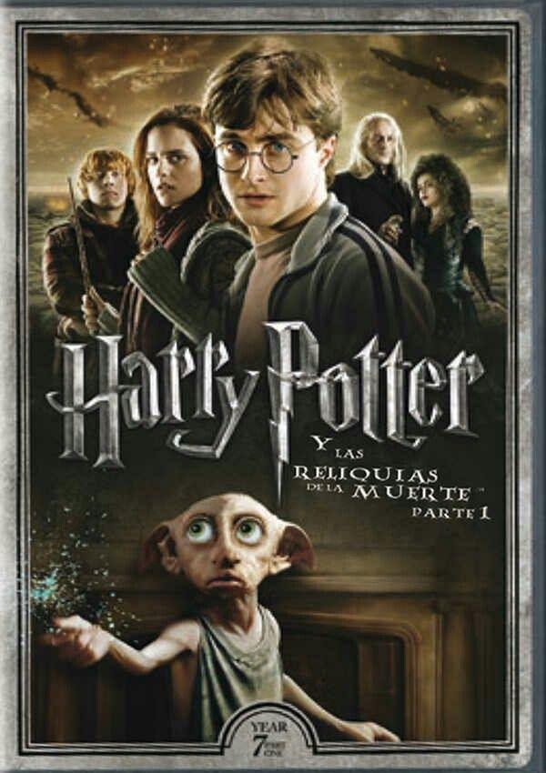 Harry Potter Y Las Relíquias De La Muerte Parte 1 Harry Potter Harry Potter Filme Harry