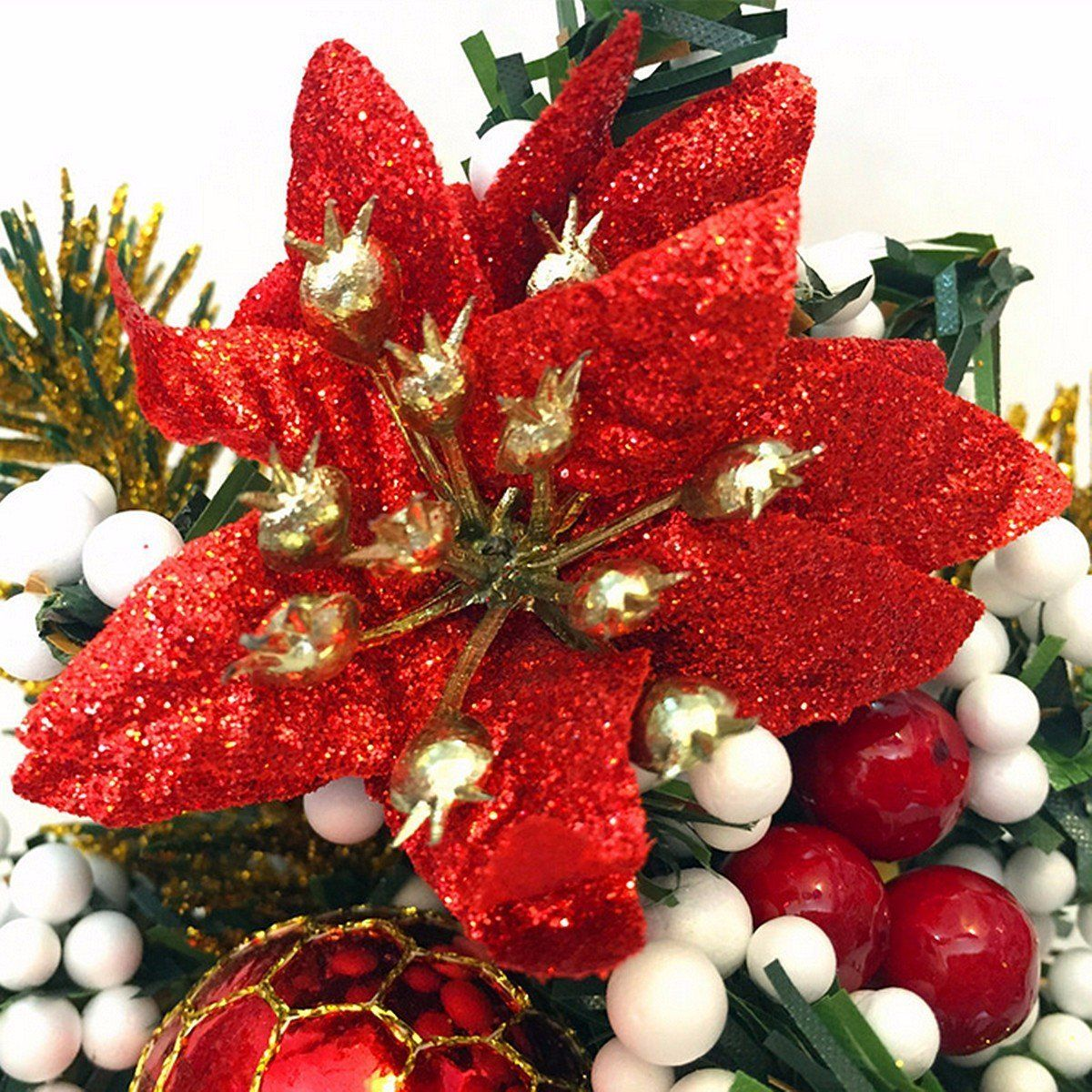 Decro For Home Office Decro Xmas Gift Mini Christmas Tree Desk Table Decor