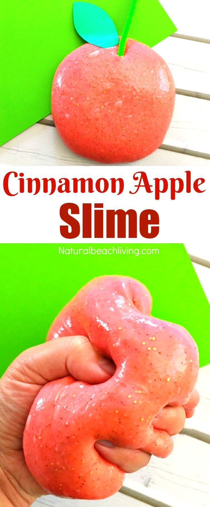 How to make super jiggly slime cinnamon apple scented slime borax how to make super jiggly slime cinnamon apple scented slime borax slime and slime recipe ccuart Choice Image